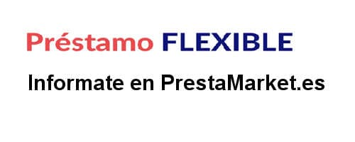 prestamo flexible credito